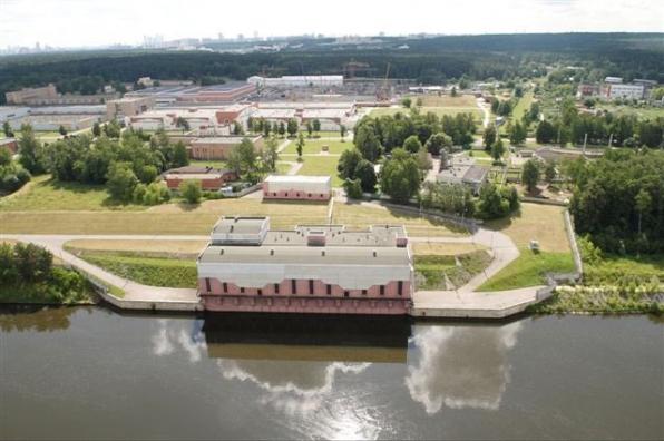 Рублёвская станция водоподготовки